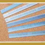 Die Cutting Blades Material